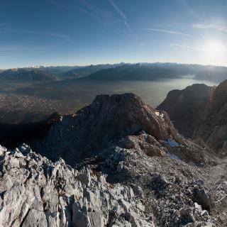 Gipfelausblick