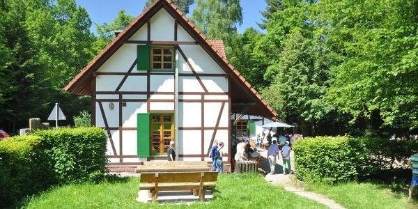 Lettenbronner Hütte.