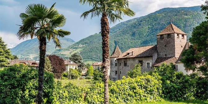 Castel mareccio sito storico outdooractive italia for Sito storico