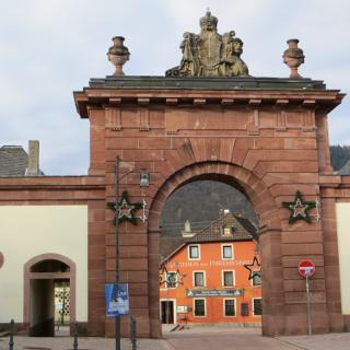 Stadtttor Neckargemünd