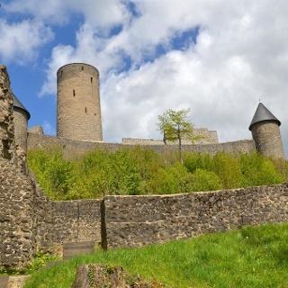 Ansicht die Nürburg