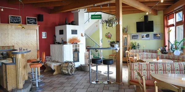 Stadtcafé Bärnbach, Erdgeschoß