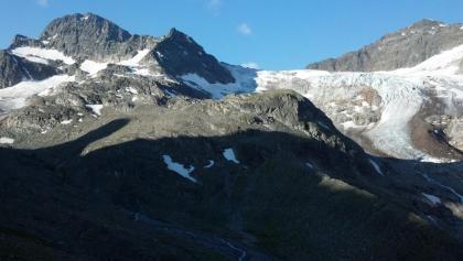 Piz Buin und Ochsentaler Gletscher