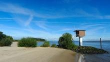 Elbinselroute: Altes Land am Elbstrom Radrundroute