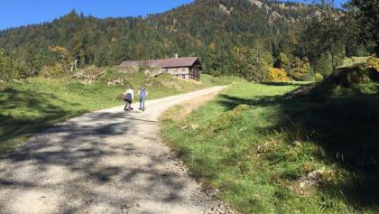 Lecknertal im Bregenzer Wald