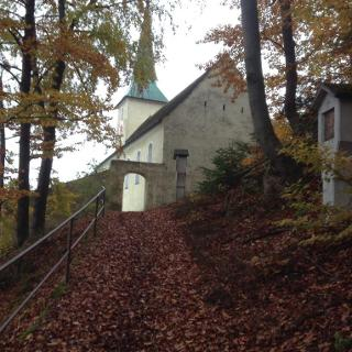 Wallfahrtskirche Zant