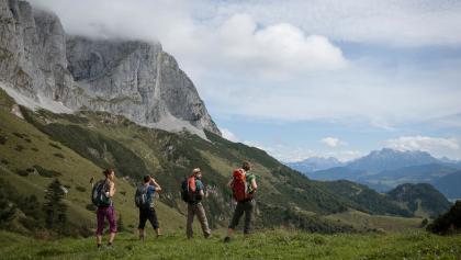 Von der Gadeamushütte zum Hintersteiner See