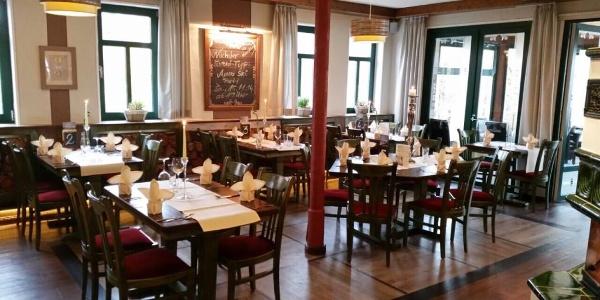 Innenraum - Harth-Haus - Bad Langensalza