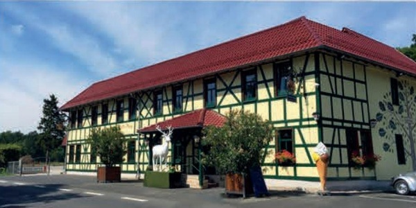 Außenansicht - Harth-Haus - Bad Langensalza
