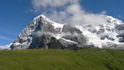 Jungfraubahn, Kleine Scheidegg