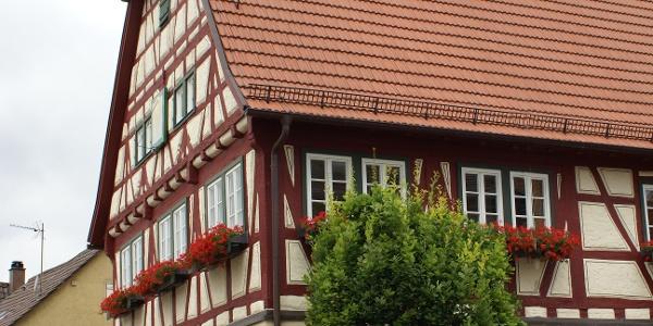 Rathaus in Hüffenhardt