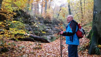 Bielsteinschlucht am Wildnis-Steig