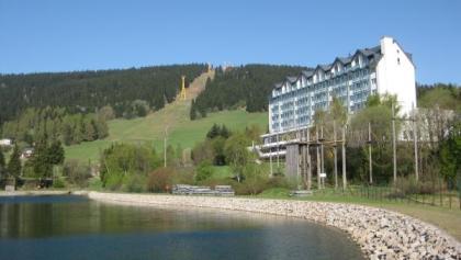 Hotel Birkenhof im Sommer