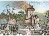 Geyersburg brennt  - @ Autor: Beate Philipp  - © Quelle: Gemeinde Untermünkheim