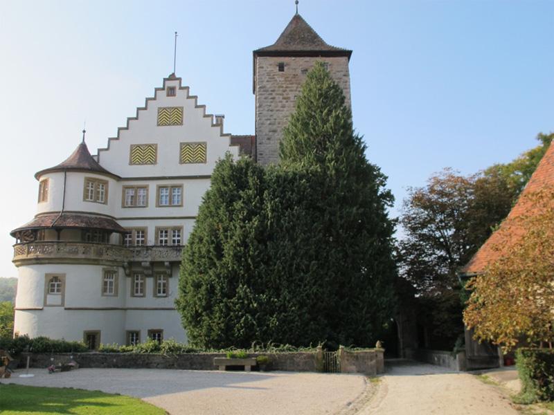 Renaissanceschloss Morstein  - @ Autor: Beate Philipp  - © Quelle: Stadt Gerabronn
