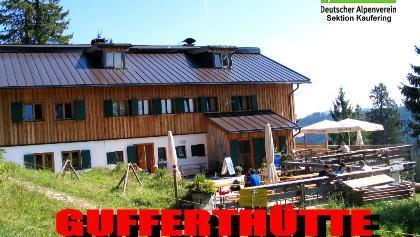 unsere Gufferthütte