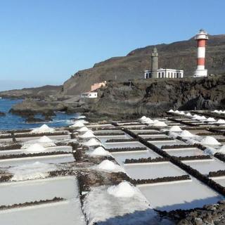 Startplaats Faro de Fuencaliente