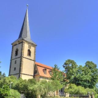 St. Kiliani - Gispersleben