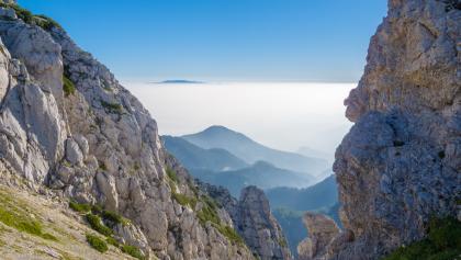 Faszinierende Bergwelt am Obir in Kärnten