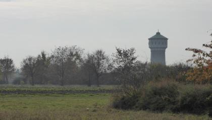 Wasserturm  Edigheim