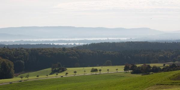 Blick vom Schneckenberg