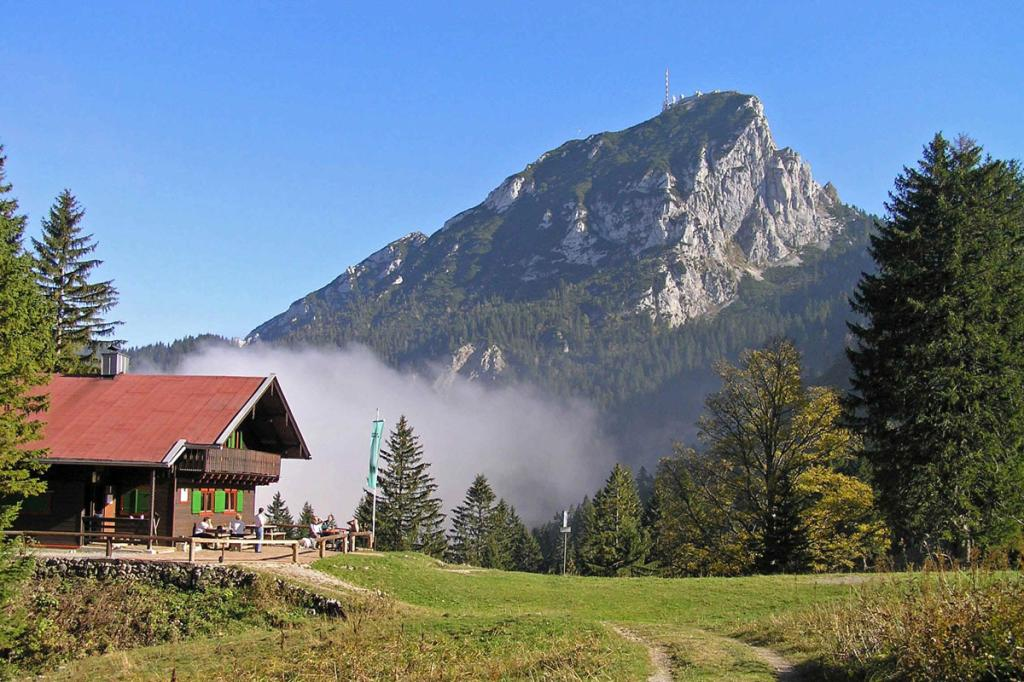 Aiblinger Hütte
