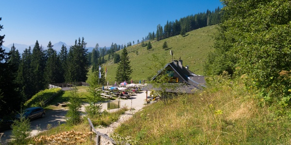 Eisenkapplerhütte des Österreichischen Touristenklubs