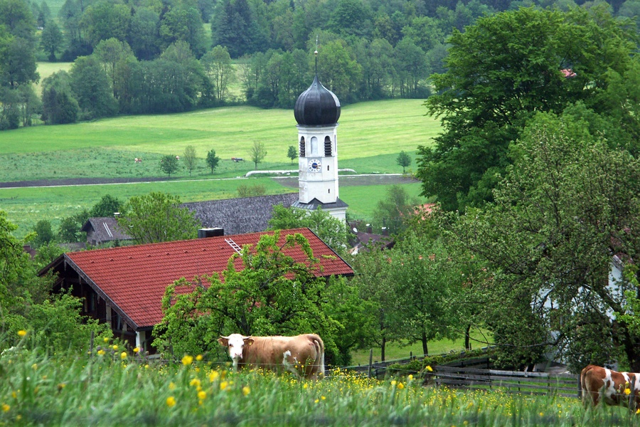 Leibl Weg-©Autor: Stephanie Vorleitner, Quelle: Kur- und Gästeinformation Bad Feilnbach