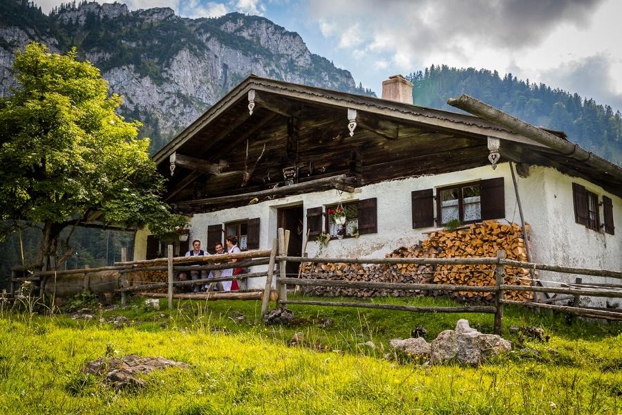 Schlossalm-©Autor: Stephanie Vorleitner , Quelle: Kur- und Gästeinformation Bad Feilnbach