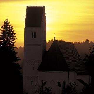 Wallfahrtskirche Mariä Himmelfahrt in Wald