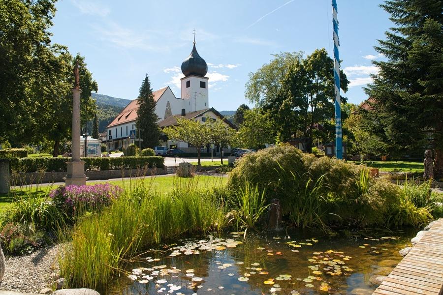 Kurpark Bad Feilnbach-©Autor: Stephanie Vorleitner , Quelle: Kur- und Gästeinformation Bad Feilnbach