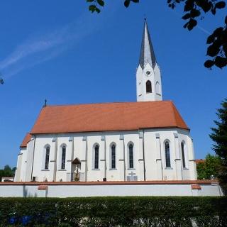 Pfarrkirche St. Stephan in Malgerdorf