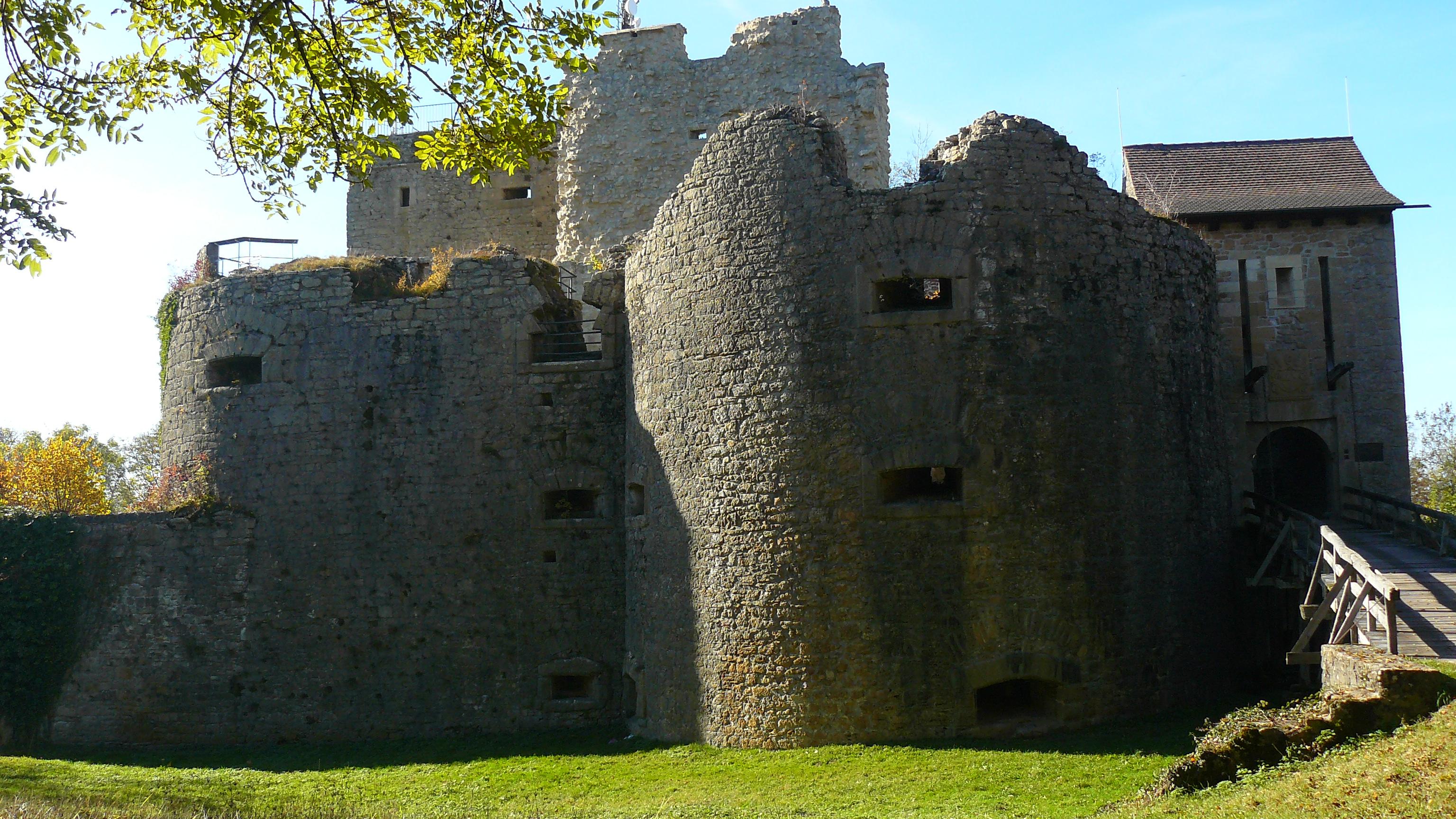Die Küssaburg
