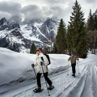 Snowshoewalk