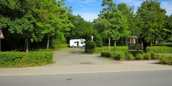 Wohnmobilstellplatz Michelbach/Bilz