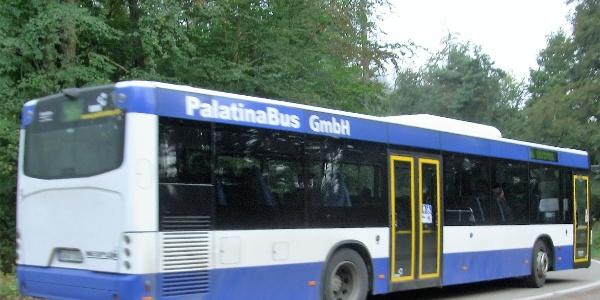 PalatinaBus sog. Wanderbus