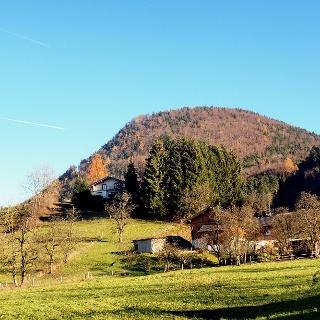 Zuckerhut von ~550m, Grünau