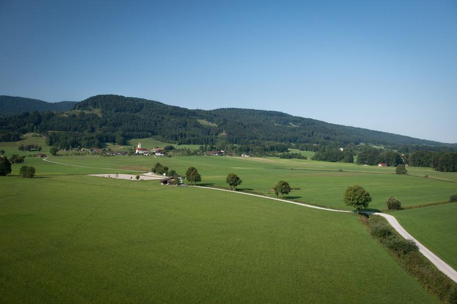 Nähe Kaiser Camping-©Autor: Stephanie Vorleitner , Quelle: Kur- und Gästeinformation Bad Feilnbach