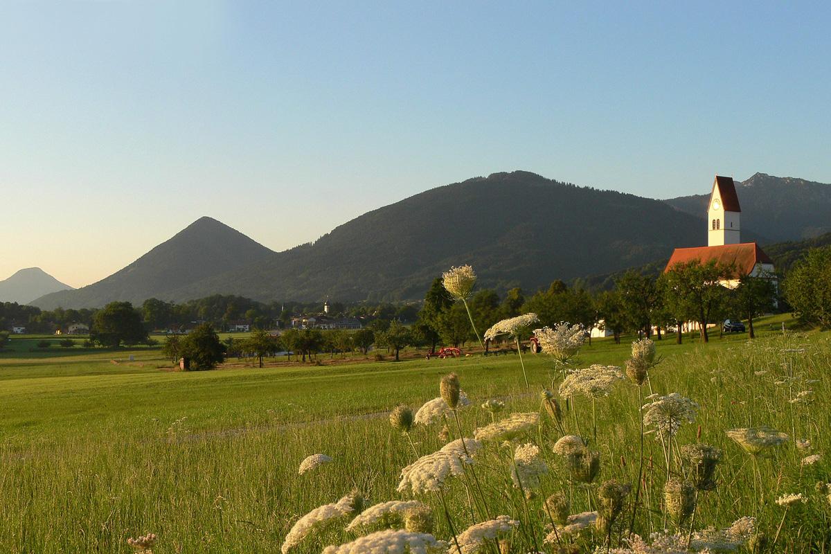 Morgenstimmung in Lippertskirchen