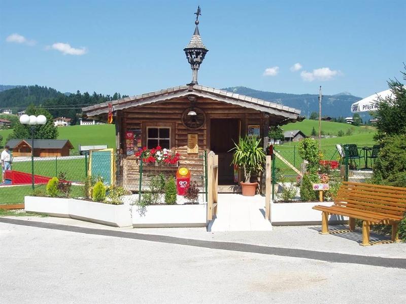 Minigolfhütte Landhotel Traunstein