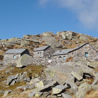 Refuge Alpe Masnée