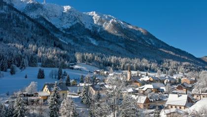 Skitour Dobratsch