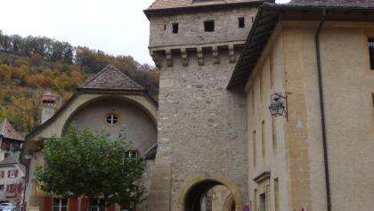Romainmôtiers (Jura)