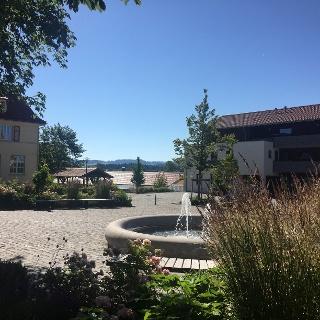 Dorfplatz Eisenharz