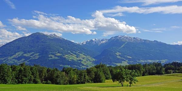 Gnadenwalder Plateau