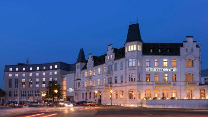 Außenansicht, Hotel Bielefelder Hof