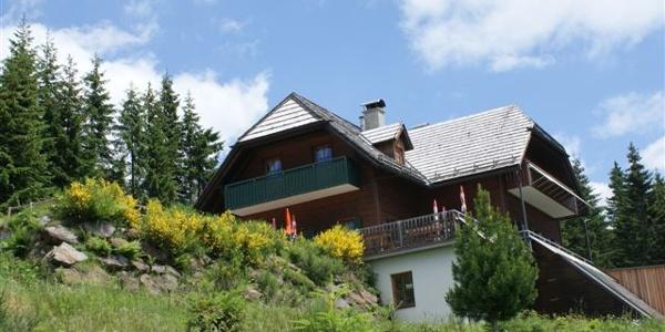 Rabl Kreuz Hütte