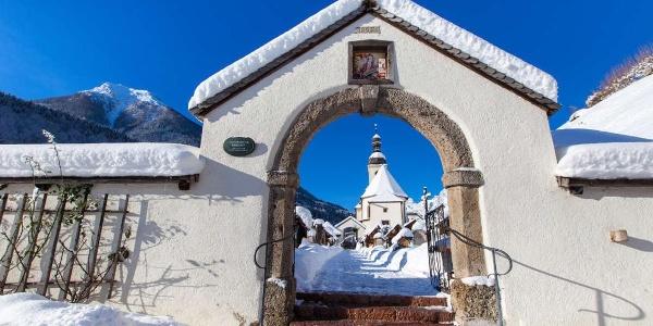 Die Kirche Ramsau