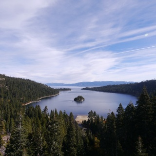Eagle Lake From Emerald Bay Wanderung Outdooractivecom