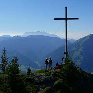 Rudersburg Gipfelkreuz